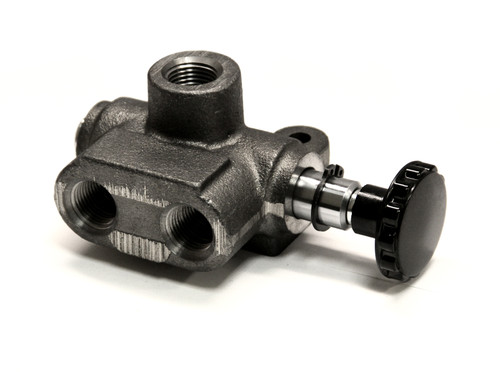 PARKER S SERIES TWO-POSITION SELECTOR VALVE: PARKER NO. S-75, 30 GPM